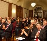 Feier anlässlich des 20-jährigen Bestehens des Schlossvereins.