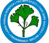 Logo des Friedenswalds