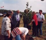 Friedenswald bei Moskau 1995