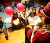 Auf dem Herbstfest 2012 kamen auch die ganz Kleinen nicht zu kurz.
