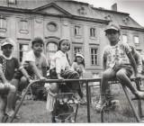 Bis 1992 befand sich im Schloss der Kindergarten.