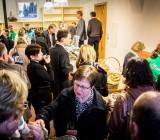 Der Einladung zur offiziellen Eröffnung des Trebnitzer Dorfzentrums folgten viele Interessierte.